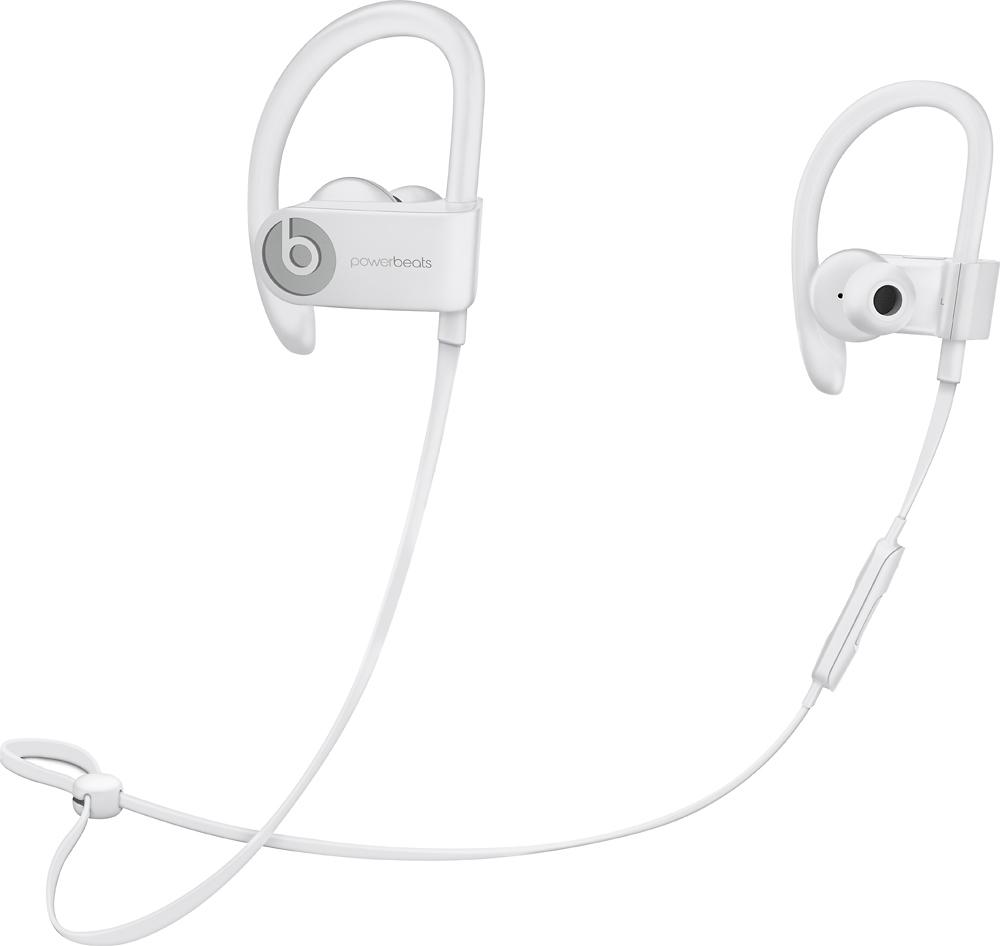 Беспроводные наушники Beats PowerBeats3 Wireless (White)