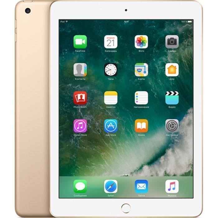 Apple iPad (2017) 32Gb Wi-Fi Gold (MPGT2RU/A)