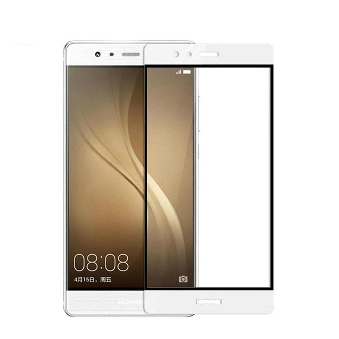 Защитное стекло Glass PRO (Full) Screen для Huawei P9 цветное белая рамкадля Huawei<br>Защитное стекло Glass PRO (Full) Screen для Huawei P9 цветное белая рамка<br>