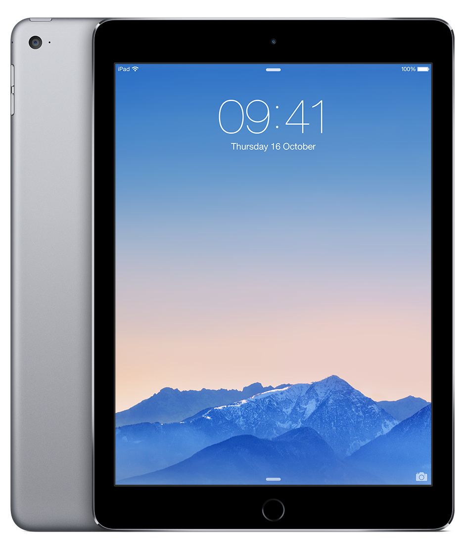 Apple iPad Air 2 128Gb Wi-Fi + Cellular Space Gray (MGWL2RU/A) iPad Air 2<br>Apple iPad Air 2 128Gb Wi-Fi + Cellular Space Gray (MGWL2RU/A)<br>