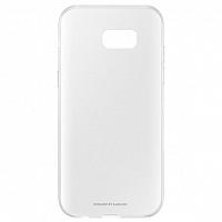 Чехол-накладка для Samsung Galaxy A5 (2017) A520 силиконовый (прозрачный)
