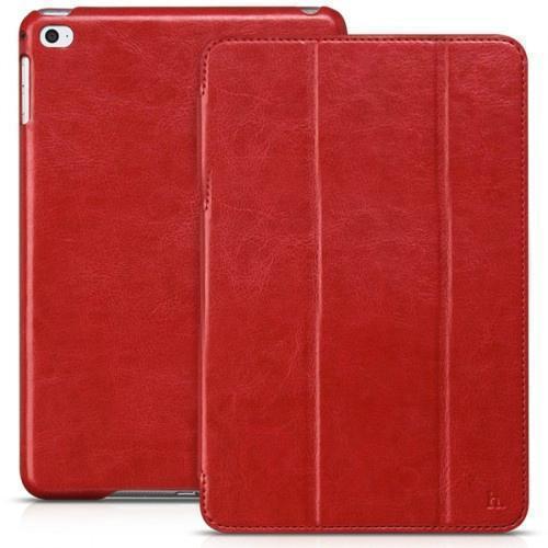 Чехол-книжка Deppa Wallet Onzo для Apple iPad mini 4 (искусственная кожа с подставкой) красныйдля Apple iPad mini 4<br>Чехол-книжка Deppa Wallet Onzo для Apple iPad mini 4 (искусственная кожа с подставкой) красный<br>