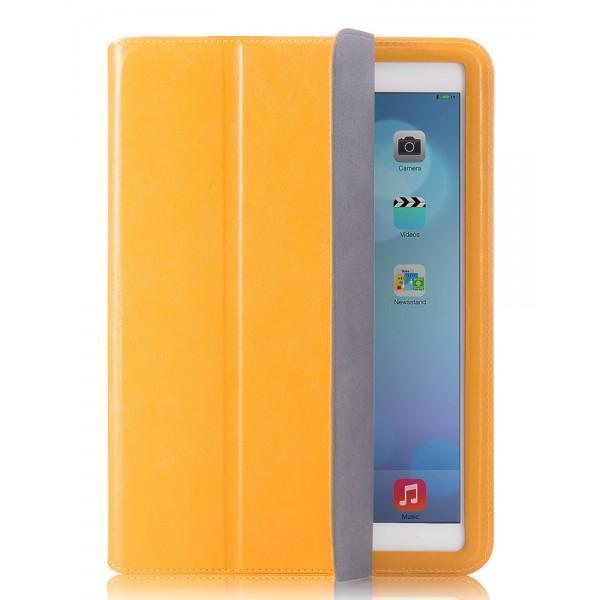 Чехол-книжка Hoco Armor Series для Apple iPad Air (искусственная кожа с подставкой) золотистыйдля Apple iPad Air<br>Чехол-книжка Hoco Armor Series для Apple iPad Air (искусственная кожа с подставкой) золотистый<br>