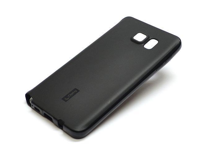 Чехол-накладка Cherry для Samsung Galaxy Note 5 (SM-N920) силиконовый черныйдля Samsung<br>Чехол-накладка Cherry для Samsung Galaxy Note 5 (SM-N920) силиконовый черный<br>