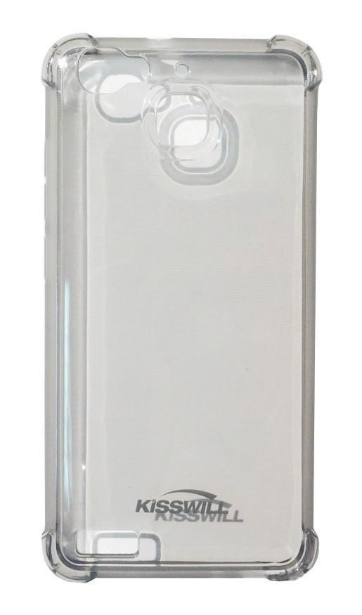 Чехол-накладка Jekod/KissWill для Huawei GR3 / G8mini силиконовый матовый прозрачно-белыйдля Huawei<br>Чехол-накладка Jekod/KissWill для Huawei GR3 / G8mini силиконовый матовый прозрачно-белый<br>