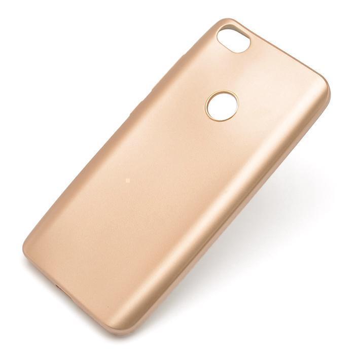 Купить Чехол-накладка Best для Xiaomi Redmi Note 5A пластиковый (золотой)
