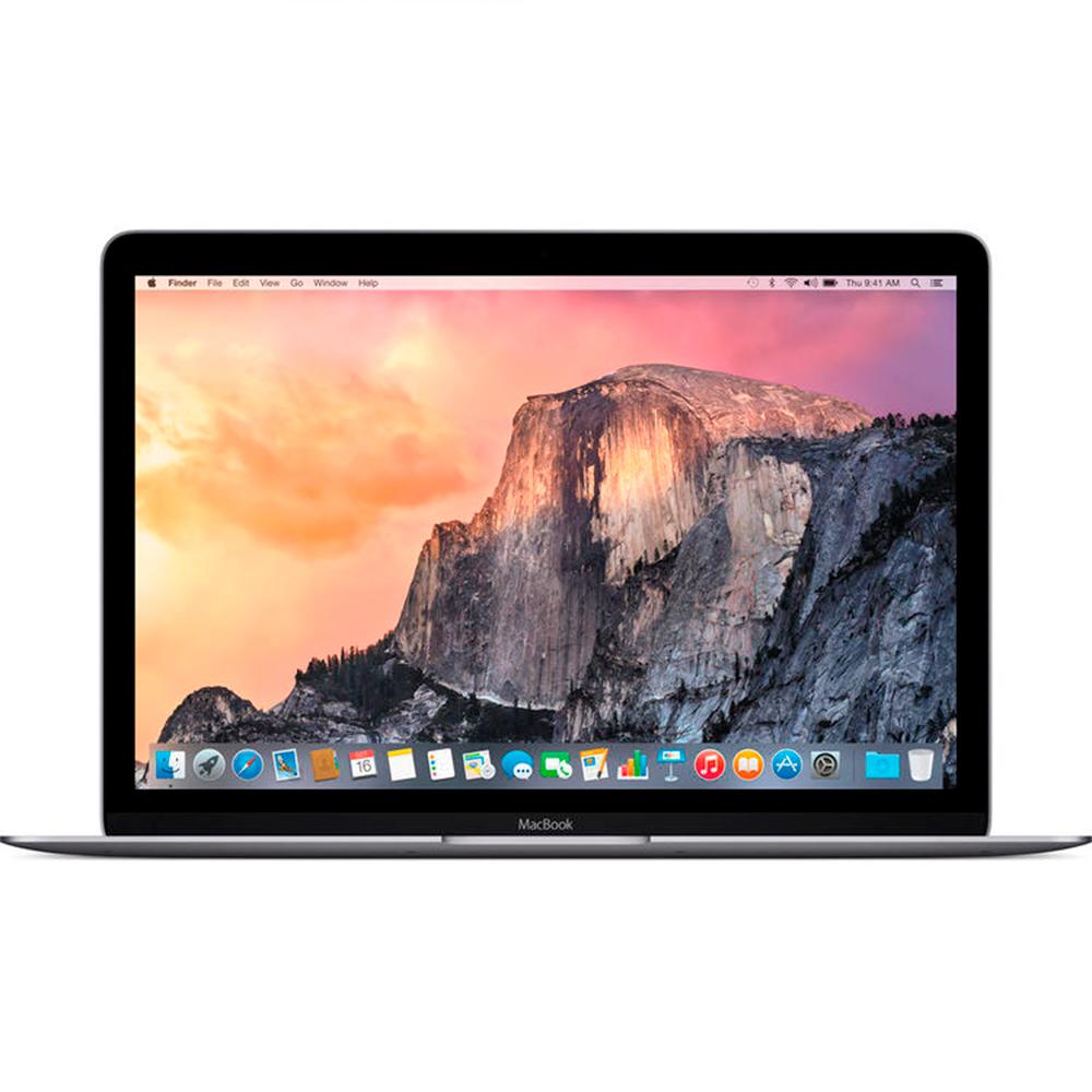 Apple MacBook 12 Space Gray (MLH82)Apple MacBook <br>Ноутбук Apple MacBook 12 Space Gray (MLH82)<br>