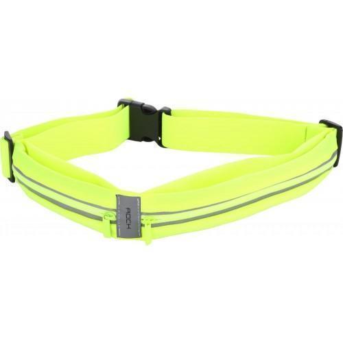 Сумка поясная Rock Sports Watch Bag для смартфона универсальная (green)