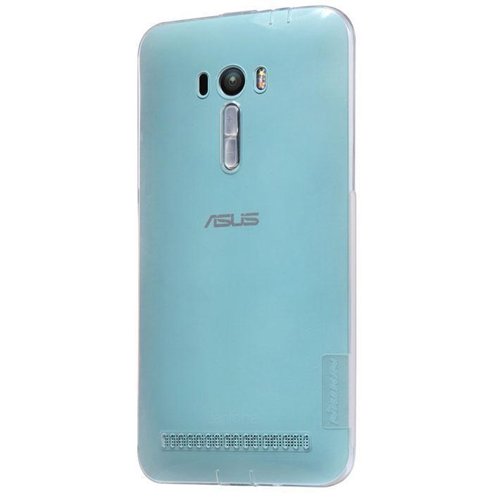 Чехол-накладка Nillkin Nature 0.6mm для Asus Zenfone Selfi ZD551KL силиконовый прозрачный