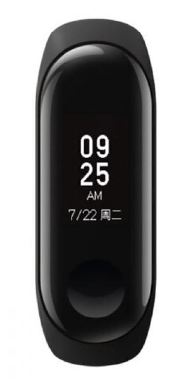 Купить со скидкой Фитнес-браслет Xiaomi Mi Band 3 (чёрный)