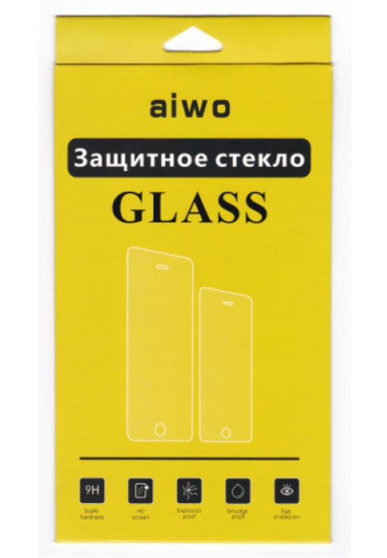 Защитное стекло AIWO Full 9H 0.33 mm для Samsung Galaxy A7 (2017) SM-A720 цветное (розовое золото) фото