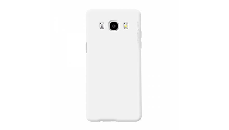 Купить Чехол-накладка Deppa Air Case для Samsung Galaxy J5 (2016) SM-J510 пластиковый (белый)
