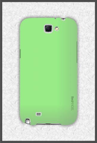 Чехол-накладка Red Angel Ultra-Thin High Strength для Samsung Galaxy Note 2 (GT-N7100) (зеленый)
