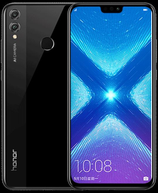 Купить Huawei Honor 8X 4/128Gb Black (JSN-L22)