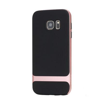 Чехол-накладка Rock Royce Case для Samsung Galaxy S7 Rose Goldдля Samsung<br>Чехол-накладка Rock Royce Case для Samsung Galaxy S7 Rose Gold<br>