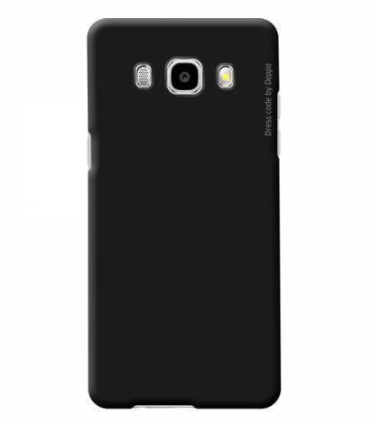 Купить Чехол-накладка Deppa Air Case для Samsung Galaxy J5 (2016) SM-J510 пластиковый (черный)
