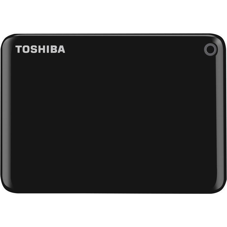 Внешний жесткий диск HDD  Toshiba   500 GB Stor.e Canvio Connect ll чёрный, 2.5, USB 3.0Жесткие диски<br>Внешний жесткий диск HDD  Toshiba   500 GB Stor.e Canvio Connect ll чёрный, 2.5, USB 3.0<br>