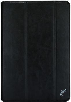 Чехол-книжка G-Case для ASUS ZenPad 10 Z300 (натуральная кожа с подставкой) чёрный