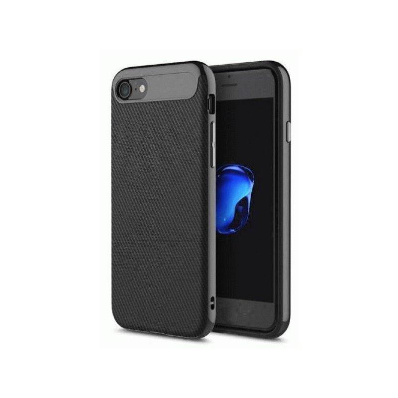 Чехол-накладка Rock Vision Series для Apple iPhone 7/8 силикон-пластик (Jet Black)для iPhone 7/8<br>Чехол-накладка Rock Vision Series для Apple iPhone 7/8 силикон-пластик (Jet Black)<br>
