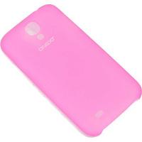 Купить Чехол-накладка Puro для Samsung Galaxy S4 i9500 (силиконовый) (прозрачно-розовый)