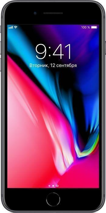 Apple iPhone 8 Plus 64Gb (Space Gray) (NQ8L2RU/A) (Exchange Packed)