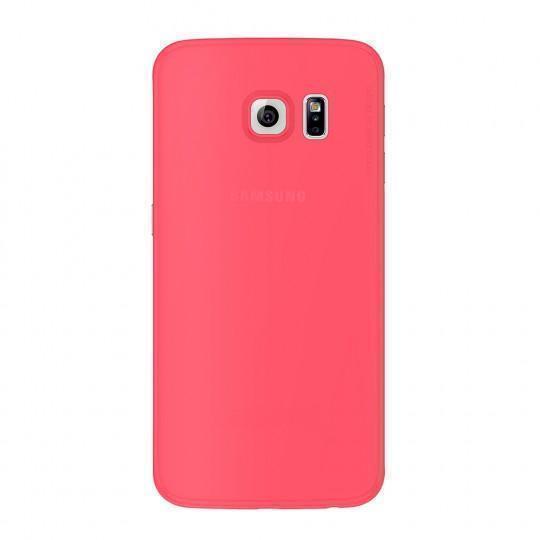 Чехол-накладка Deppa Sky Case для Samsung Galaxy S6 Edge (SM-G925) коралловый + защитная пленкадля Samsung<br>Чехол-накладка Deppa Sky Case для Samsung Galaxy S6 Edge (SM-G925) коралловый + защитная пленка<br>