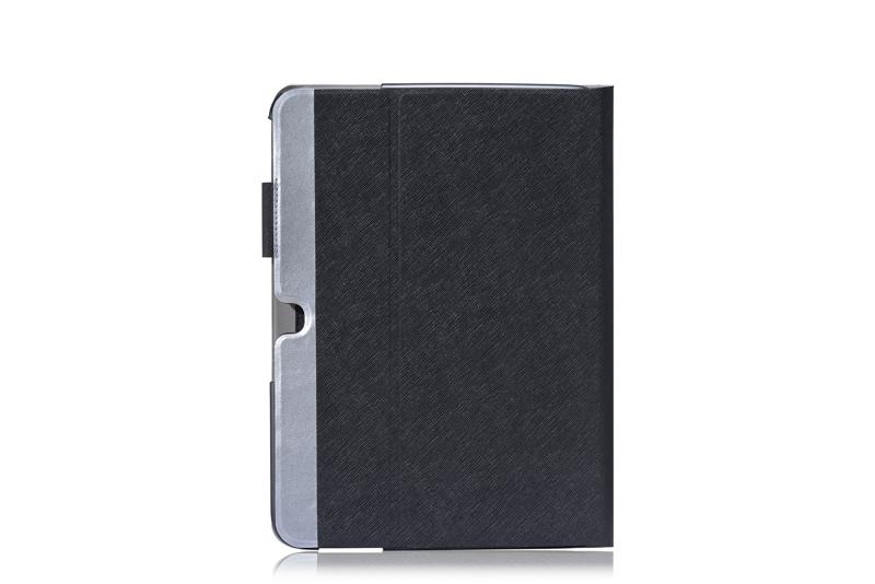 Чехол-книжка Gissar Cross Dual для Samsung Galaxy Tab 3 10.1 (P5200/P5210) натуральная кожа черныйдля Samsung<br>Чехол-книжка Gissar Cross Dual для Samsung Galaxy Tab 3 10.1 (P5200/P5210) натуральная кожа черный<br>