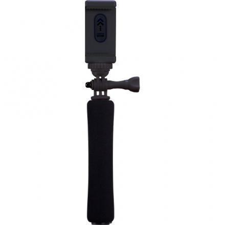 Купить со скидкой Монопод для смартфона Momax SelfiFit Mini KMS2 с Bluetooth кнопкой от 16см до 45см вес 183гр черный