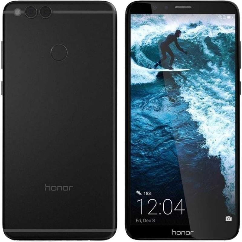 Huawei Honor 7X 64Gb Black (BND-L21)