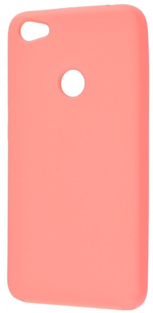Купить Чехол-накладка Best для Xiaomi Redmi Note 5A пластиковый (розовое золото)