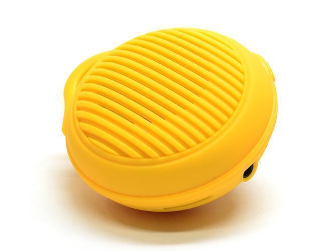 Портативная колонка MGOM BT Speaker X1 Bluetooth жёлтаяПортативная акустика, Колонки<br>Портативная колонка MGOM BT Speaker X1 Bluetooth жёлтая<br>