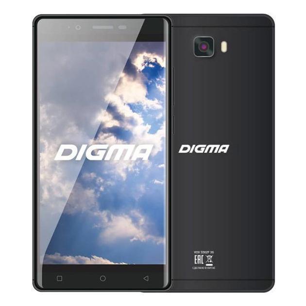 Digma Vox S502 3G GrayDigma<br>Digma Vox S502 3G Gray<br>