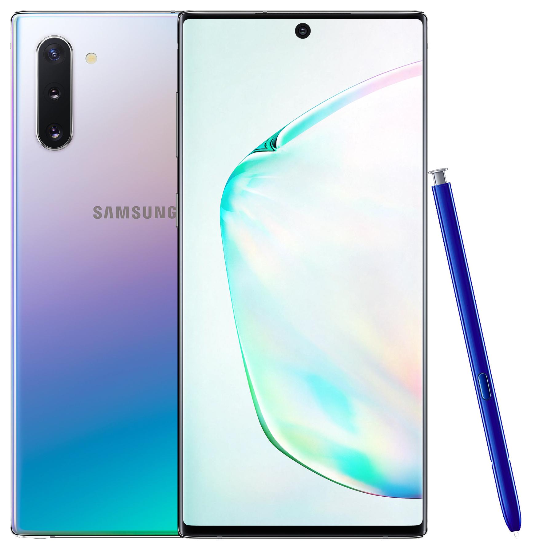 Samsung Galaxy Note 10 8/256Gb (SM-N970F/DS) (Аура) (SM-N970FZSDSER)