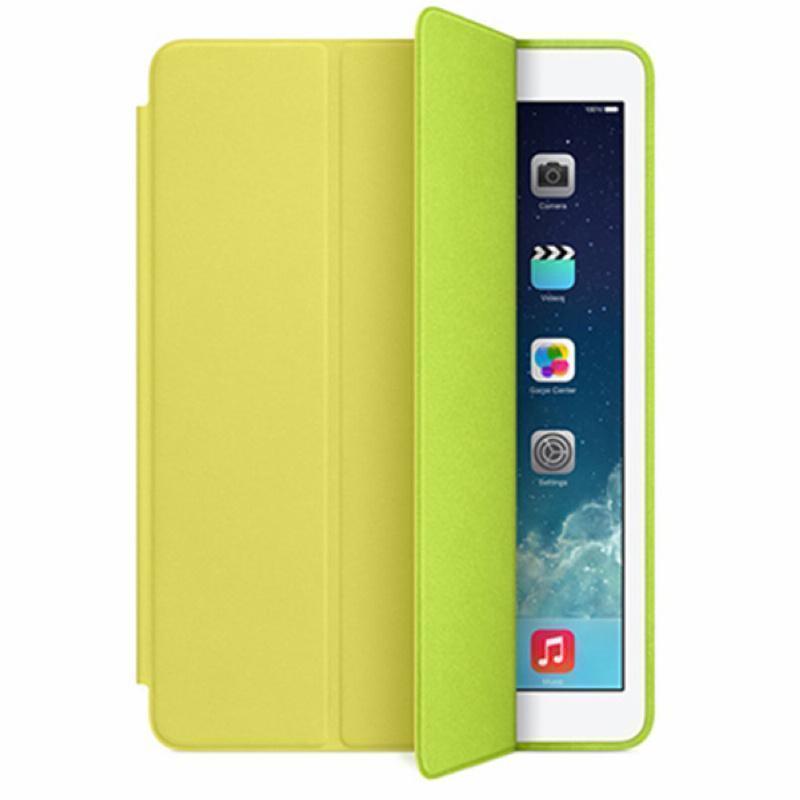 Чехол-книжка The Core Smart Case для Apple iPad (2017) (искусственная кожа с подставкой) зеленый