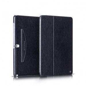 Чехол-книжка Hoco Crystal для Samsung Galaxy Tab Pro 10.1 (T520/T525) натуральная кожа черный