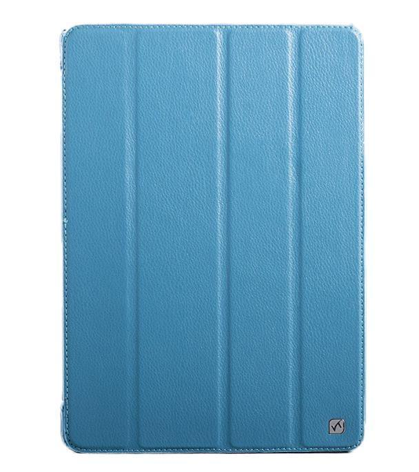 Чехол-книжка Hoco Duke Series для Apple iPad mini 1/2/3 (искусственная кожа) голубой