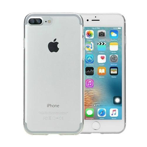 Чехол-накладка Rock Ultrathin TPU Slim Jacket для Apple iPhone 7 Plus/8 Plus силикон прозрачныйдля iPhone 7 Plus/8 Plus<br>Чехол-накладка Rock Ultrathin TPU Slim Jacket для Apple iPhone 7 Plus/8 Plus силикон прозрачный<br>