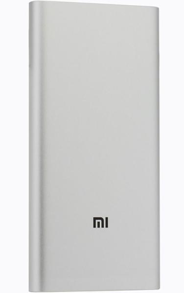 Купить Универсальный внешний аккумулятор Xiaomi Mi Power Bank 3 10000 mAh (VXN4251CN) серебристый