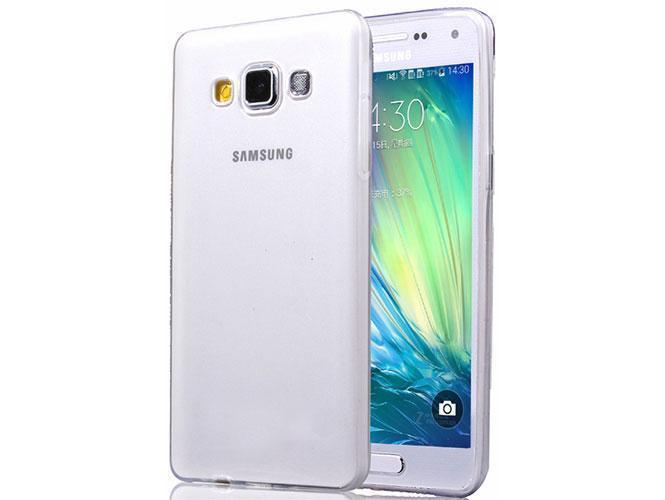 Чехол-накладка Melkco Poly Jacket для Samsung Galaxy E5 (SM-E500) силиконовый прозрачныйдля Samsung<br>Чехол-накладка Melkco Poly Jacket для Samsung Galaxy E5 (SM-E500) силиконовый прозрачный<br>