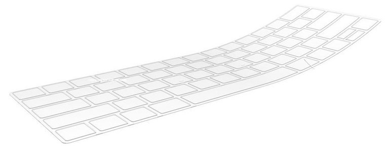 Накладка на клавиатуру WIWU Key Board Protector для Apple MacBook Pro Touch Bar 13